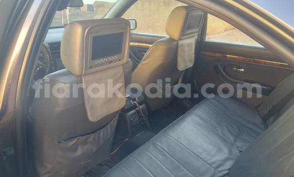 Acheter Occasions Voiture BMW 5–Series Gris à Antananarivo au Analamanga