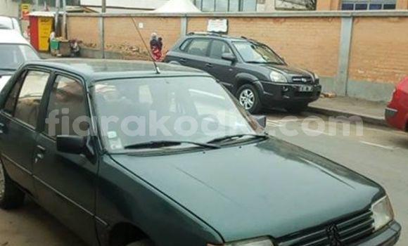 Acheter Occasion Voiture Peugeot 205 Vert à Antananarivo au Analamanga