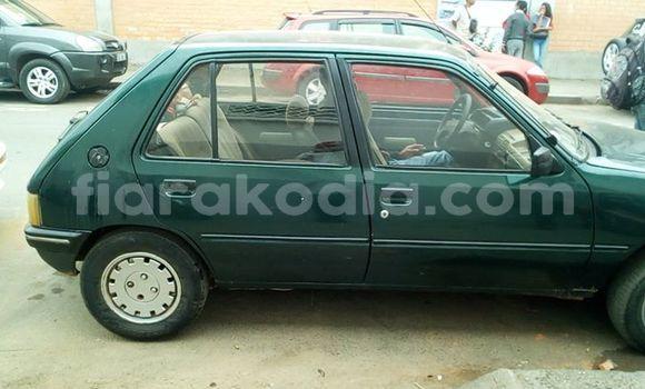 Acheter Occasion Voiture Peugeot 205 Vert à Antananarivo, Analamanga