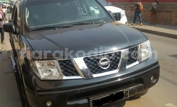 Acheter Occasion Voiture Nissan Navara Noir à Antananarivo au Analamanga