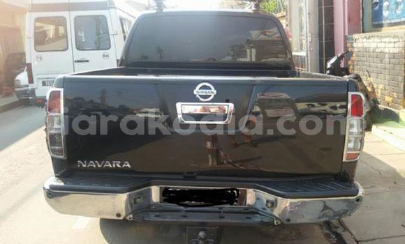 Acheter Occasion Voiture Nissan Navara Noir à Antananarivo, Analamanga