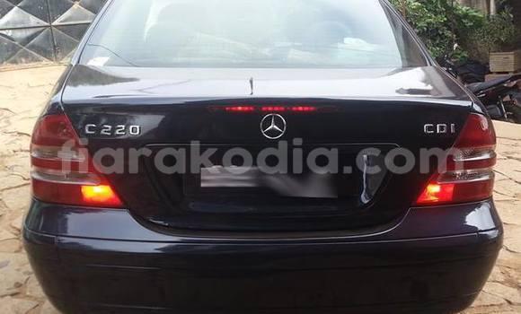 Acheter Occasion Voiture Mercedes‒Benz C-Class Noir à Antananarivo au Analamanga