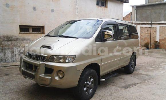 Acheter Occasion Voiture Hyundai Grand Starex Marron à Antananarivo au Analamanga