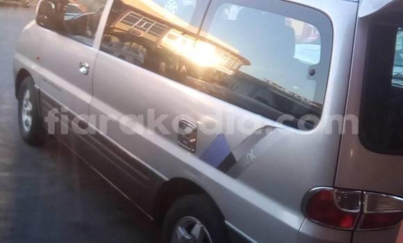 Acheter Occasion Voiture Hyundai Grand Starex Gris à Antananarivo au Analamanga