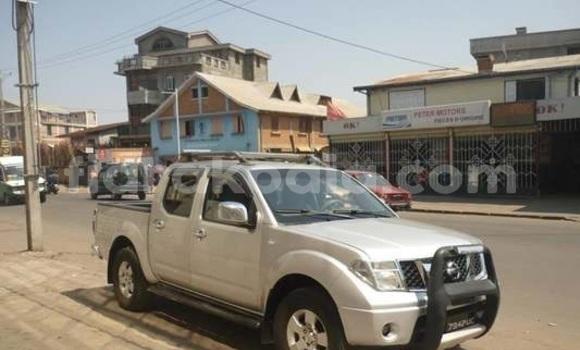 Acheter Occasion Voiture Nissan Navara Gris à Antananarivo, Analamanga