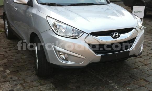 Acheter Occasion Voiture Hyundai ix35 Gris à Antananarivo au Analamanga