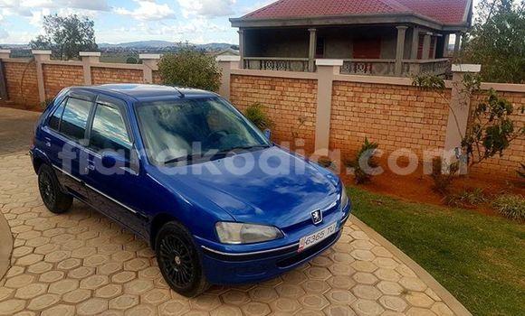 Acheter Occasion Voiture Peugeot 106 Bleu à Antananarivo au Analamanga