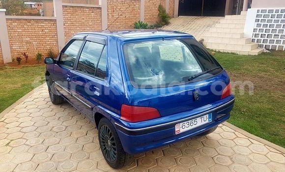 Acheter Occasion Voiture Peugeot 106 Bleu à Antananarivo, Analamanga