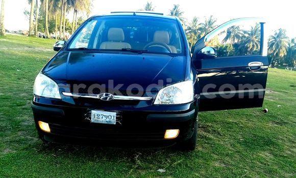 Acheter Occasion Voiture Hyundai Getz Noir à Antananarivo, Analamanga