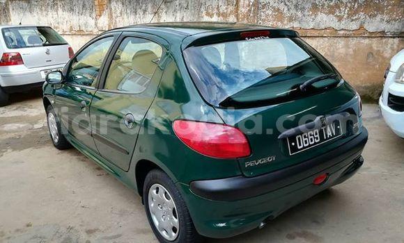 Acheter Occasion Voiture Peugeot 206 Vert à Antananarivo au Analamanga