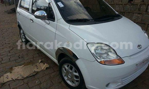 Acheter Occasion Voiture Daewoo Matiz Blanc à Antananarivo au Analamanga