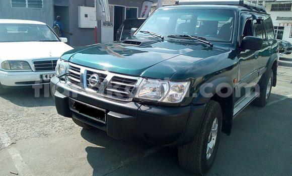 Acheter Occasion Voiture Nissan Patrol Autre à Antananarivo, Analamanga