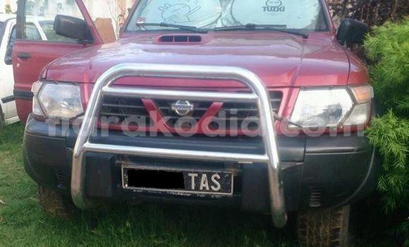 Acheter Occasion Voiture Nissan Patrol Rouge à Antananarivo au Analamanga