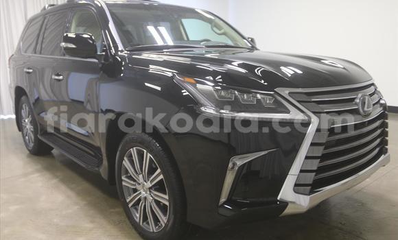 Acheter Occasion Voiture Lexus LX 570 Noir à Antananarivo au Analamanga