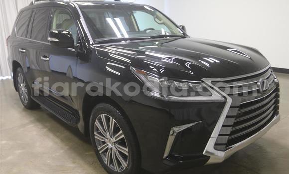 Acheter Occasion Voiture Lexus LX 570 Noir à Antananarivo, Analamanga