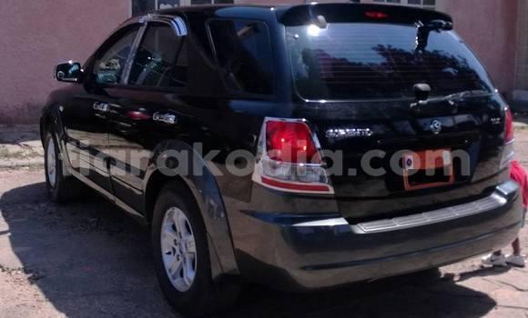 Acheter Occasion Voiture Kia Sorento Noir à Antananarivo au Analamanga