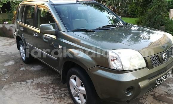 Acheter Occasion Voiture Nissan X-Trail Vert à Antananarivo au Analamanga