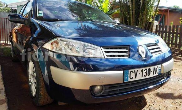 Acheter Occasion Voiture Renault Megane Bleu à Antananarivo au Analamanga