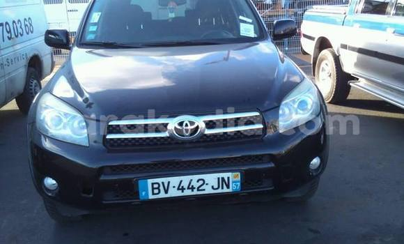 Acheter Occasion Voiture Toyota RAV4 Noir à Ambatolampy au Vakinankaratra