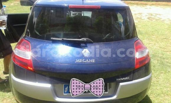 Acheter Occasion Voiture Renault Megane Bleu à Ambatolampy au Vakinankaratra