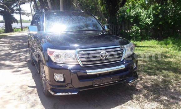 Acheter Occasions Voiture Toyota Land Cruiser Noir à Ambatolampy, Vakinankaratra