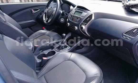 Acheter Occasion Voiture Hyundai ix35 Gris à Ambatolampy, Vakinankaratra