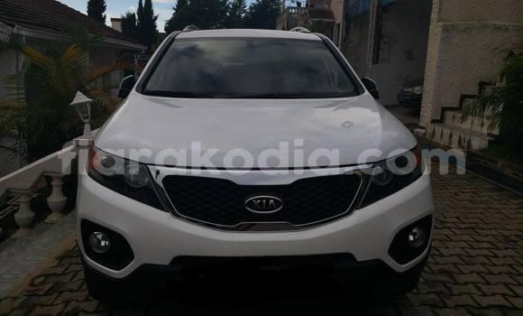 Buy Used Kia Sorento White Car in Ambatolampy in Vakinankaratra