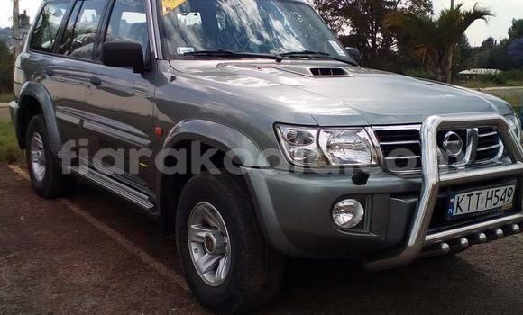 Acheter Occasion Voiture Nissan Patrol Gris à Ambatolampy au Vakinankaratra