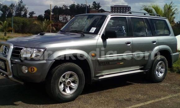 Acheter Occasion Voiture Nissan Patrol Gris à Ambatolampy, Vakinankaratra