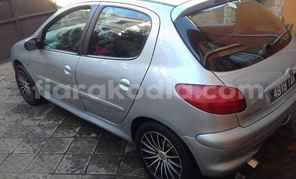Acheter Occasion Voiture Peugeot 206 Gris à Antananarivo au Analamanga