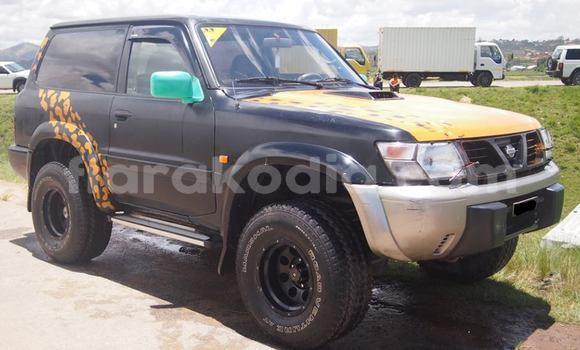 Acheter Occasion Voiture Nissan Pickup Autre à Antananarivo au Analamanga
