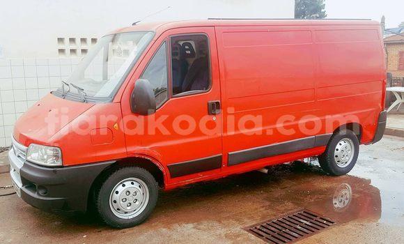 Acheter Occasion Utilitaire Fiat Ducato Autre à Antananarivo au Analamanga