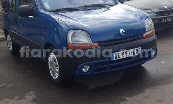 Acheter Occasion Voiture Renault Kangoo Bleu à Ambatolampy au Vakinankaratra