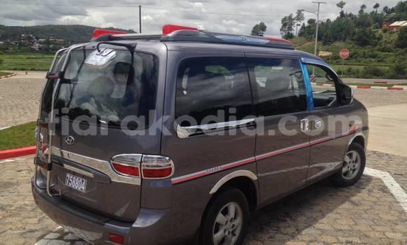 Acheter Occasion Voiture Hyundai Starex SVX Gris à Ambatolampy au Vakinankaratra