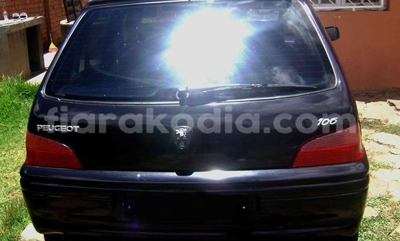 Acheter Occasion Voiture Peugeot 106 Noir à Ambatolampy au Vakinankaratra