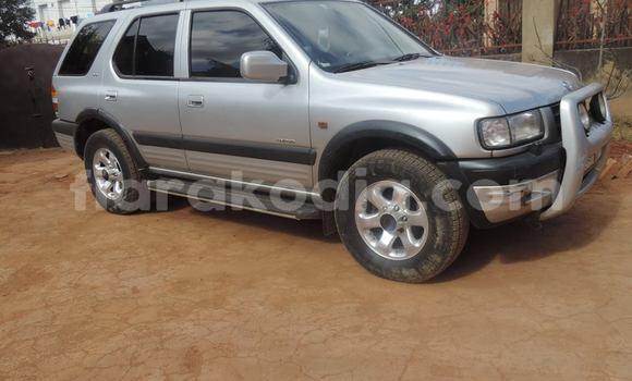 Acheter Occasion Voiture Opel Frontera Gris à Ambatolampy, Vakinankaratra