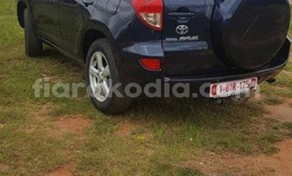 Acheter Occasion Voiture Toyota RAV4 Autre à Ambatolampy au Vakinankaratra