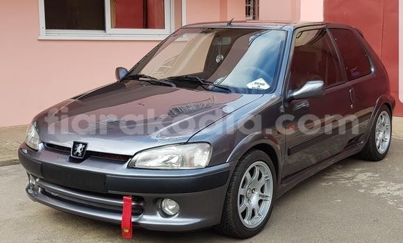 Acheter Occasion Voiture Peugeot 106 Gris à Antananarivo, Analamanga
