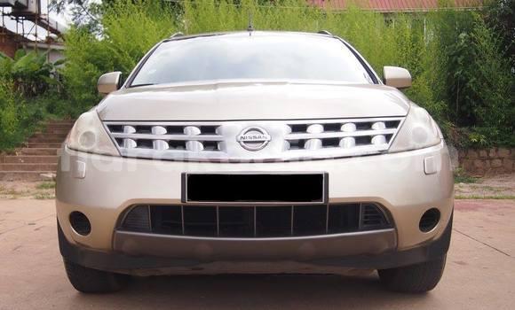 Acheter Occasion Voiture Nissan Murano Marron à Antananarivo au Analamanga