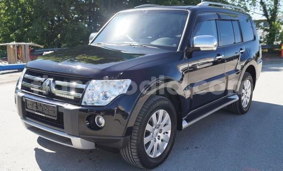 Acheter Occasion Voiture Mitsubishi Pajero Noir à Antananarivo au Analamanga