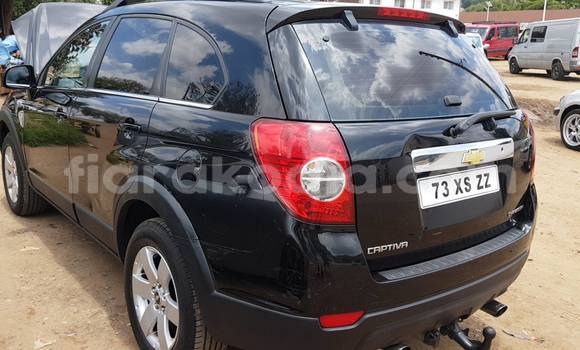 Acheter Occasion Voiture Chevrolet Captiva Noir à Antananarivo, Analamanga