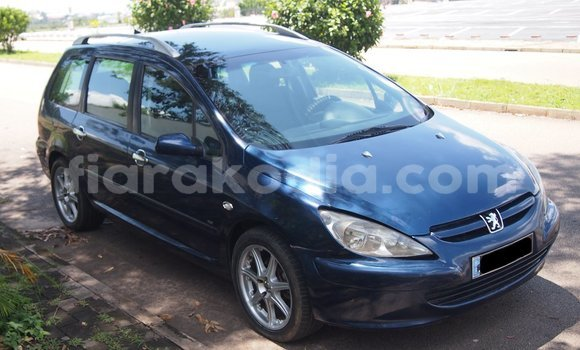 Acheter Occasion Voiture Peugeot 307 Noir à Antananarivo au Analamanga