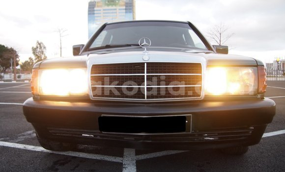 Acheter Occasion Voiture Mercedes‒Benz 190-Series Gris à Antananarivo au Analamanga