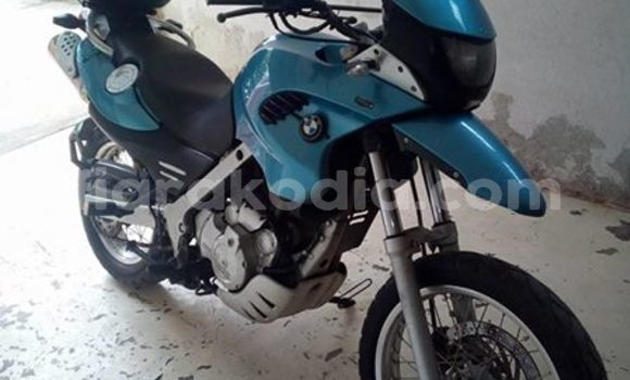 Acheter Occasion Moto BMW 650GS Bleu à Antananarivo au Analamanga