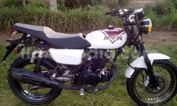 Acheter Occasion Moto Kymco KTR 150 Blanc à Antananarivo au Analamanga