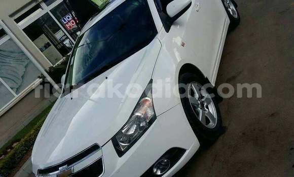 Acheter Occasion Voiture Chevrolet Captiva Blanc à Antananarivo au Analamanga