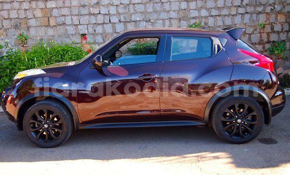 Acheter Occasion Voiture Nissan Juke Noir à Antananarivo, Analamanga