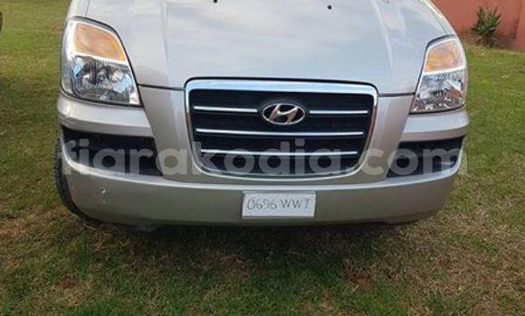 Acheter Occasion Voiture Hyundai Grand Starex Gris à Antananarivo, Analamanga