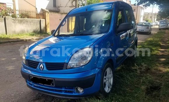Acheter Occasion Voiture Renault Kangoo Bleu à Antananarivo au Analamanga