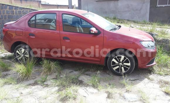 Acheter Occasion Voiture Renault Logan Rouge à Antananarivo au Analamanga
